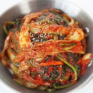 GFresh/국내산 얼갈이 김치 2kg