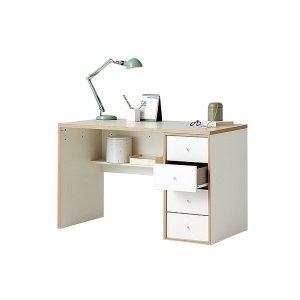 [한샘] 샘 책상 120cm 하부서랍형 DIY