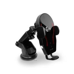 [칼리아] SG-400D 차량용 고속 무선 충전기 휴대폰 거치대