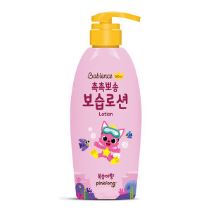 [핑크퐁] 핑크퐁 촉촉뽀송 보습로션 380ml