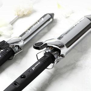 온도조절 전문가용 볼륨고데기 EX-380 40mm