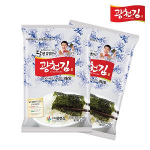 달인 김병만의 광천김 파래전장김 20봉(1BOX)