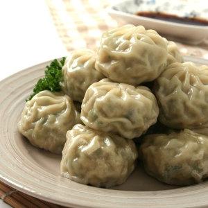 산동 포자 찐만두180g 간식/만두/간편조리 12봉