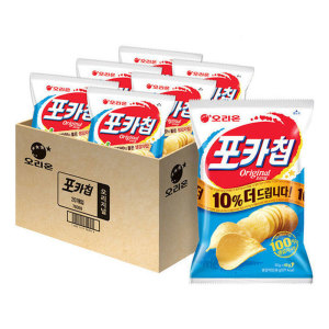 [포카칩] 포카칩 오리지널  66g 20봉