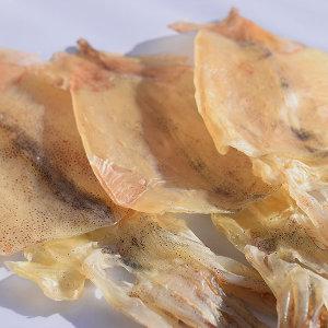 국내산 해풍 자연건조 총알 마른오징어