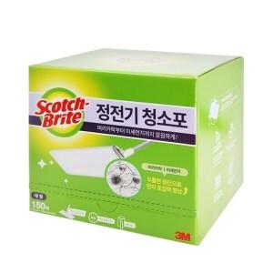 [3M] 3M 대형 대용량 정전기 청소포 150매