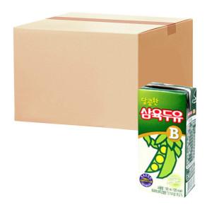 삼육두유 달콤한B 190ml 48팩