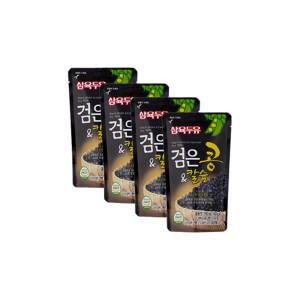 [삼육검은콩두유] 삼육 검은콩앤칼슘 190ml 40팩