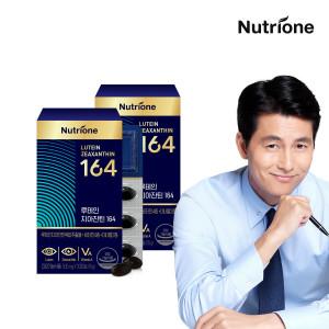 [뉴트리원] 루테인지아잔틴164 30캡슐 2박스(2개월) 정우성루테인