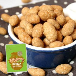 달콤고소 꿀땅콩 1 kg 대용량 무료배송