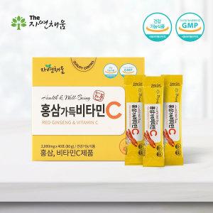 홍삼가득비타민C 80포 (40포2박스)