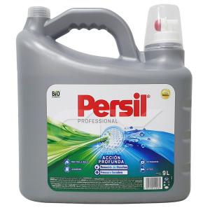 [퍼실] 퍼실 프로페셔널 대용량 액체세탁세제9L 드럼일반겸용