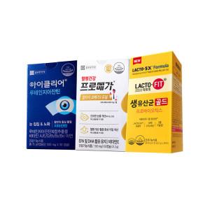 [종근당] 락토핏 생유산균 골드 2통 (100일분)