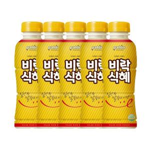 비락식혜 500ml PET 총5개