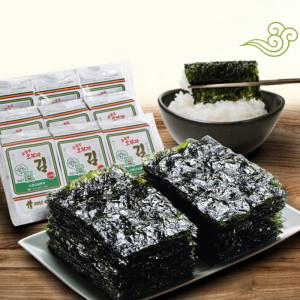 30년 전통 소문난 오부자 도시락김 5gX72봉
