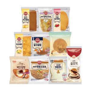 기린 인기 빵 10종 20개 골라담기