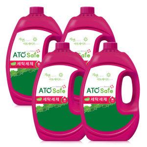 [아토세이프] 아토세이프 세탁세제 (2.5L 4개)/아토세이프세제
