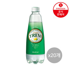 [트레비] 트레비 레몬 500ml x 20pet