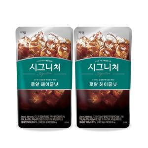 [쟈뎅] 시그니쳐 로얄 헤이즐넛 230ml 20팩/커피
