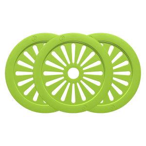 [하비비] 청개구리 자동 싱크대 클리너 세정제 3개