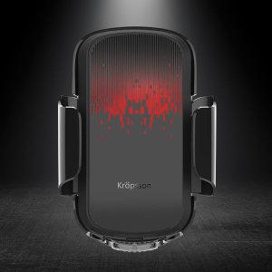 크랩슨 CTX-S10 차량용핸드폰거치대 자동 무선충전기