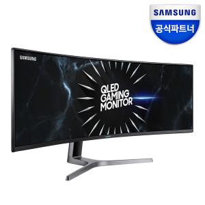 [삼성전자] 삼성 게이밍모니터 C49RG90 123cm 커브드 듀얼QHD HDR