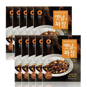 [청정원] 청정원 옛날짜장 180gX10개