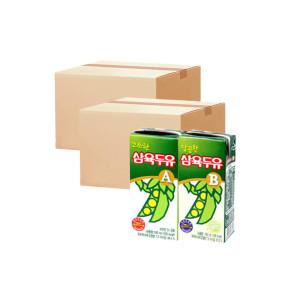 [삼육두유] 고소한A 달콤한B 고소한A 16팩+달콤한B 16팩
