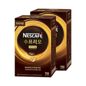 [네스카페] 수프리모 오리지널 220T/커피믹스