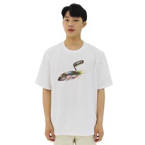 [깡세일]22%쿠폰 하이디모드 루즈핏 티셔츠