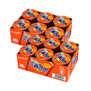 [삼양라면] 삼양라면 컵라면 65g x 12개 박스 포장