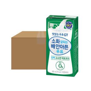 [맛있는우유GT] 맛있는우유GT 고소한 락토프리 180ml 24입