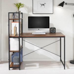 [프리메이드] 로이 책상 컴퓨터책상 사무용책상 서재책상 테이블