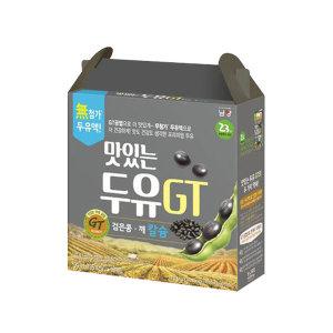 [맛있는두유GT] 맛있는 두유 GT 검은콩깨칼슘 190ml 64입
