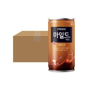 [프렌치카페] 프렌치카페 캔커피 카페오레 마일드 175ml 30캔