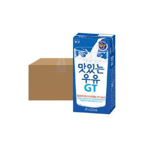 [맛있는우유GT] 맛있는우유GT 멸균팩 180ml 24입