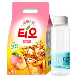 [티오] 티오 아이스티 복숭아 70T /에이드/아이스음료