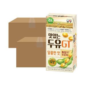 [10%쿠폰] 맛있는두유GT 190mlX48팩