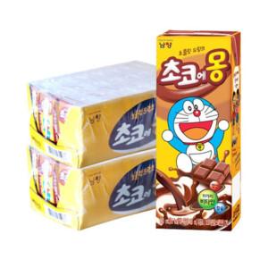 [남양] 초코에몽 180ml 24입X2 (48팩)