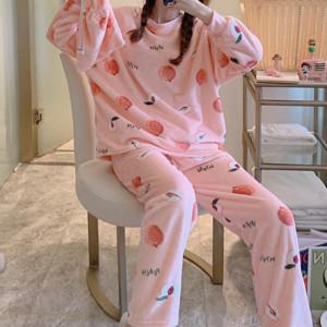 겨울 수면잠옷 잠옷세트 캐릭터잠옷