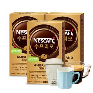 [네스카페] 수프리모 아메리카노 300T/커피믹스