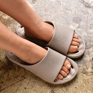 여성슬리퍼/사무실/실내화/욕실화/여름신발/샌들 1+1