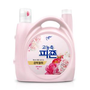 [피죤] 고농축섬유유연제 리치퍼퓸 6L
