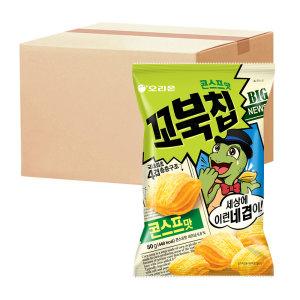 오리온 꼬북칩 콘스프맛 80gx12개(1박스)