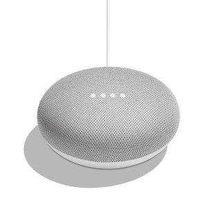 [구글] 홈 미니 그레이 인공지능 블루투스스피커 AI 국내정품