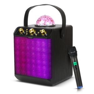 [넥스트] NEXT-BT40AMP 스피커/블루투스/휴대/마이크 노래방