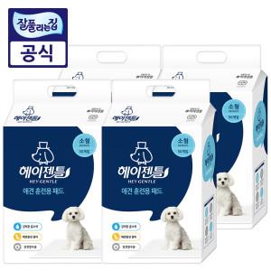 애견 배변패드 200매/1장 36g고중량+비데물티슈