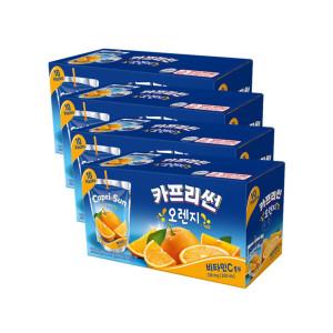 카프리썬 오렌지 200ml 40개