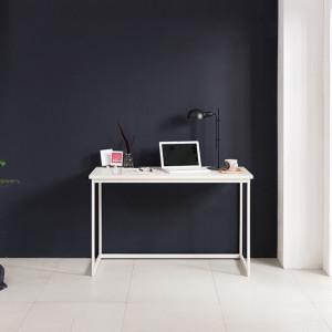 [리바트온라인] 프렌즈 스틸 1200 책상 (화이트화이트오크)