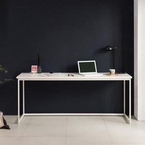 [리바트온라인] 프렌즈 스틸 1800 책상 (화이트화이트오크)